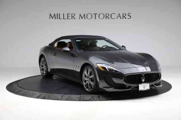 Used 2013 Maserati GranTurismo Sport for sale Call for price at Maserati of Westport in Westport CT 06880 12