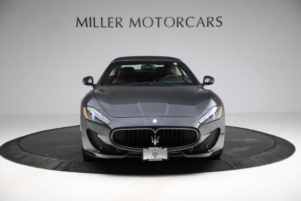 Used 2013 Maserati GranTurismo Sport for sale Call for price at Maserati of Westport in Westport CT 06880 13