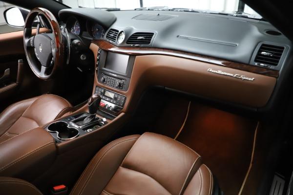 Used 2013 Maserati GranTurismo Sport for sale Call for price at Maserati of Westport in Westport CT 06880 18