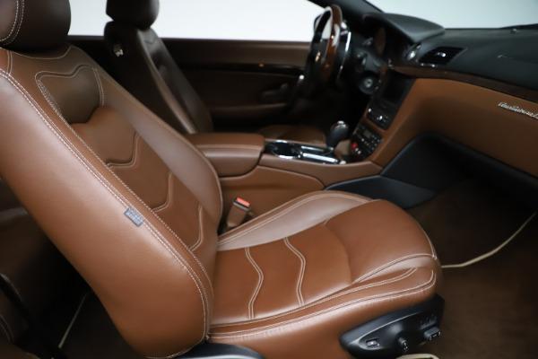 Used 2013 Maserati GranTurismo Sport for sale Call for price at Maserati of Westport in Westport CT 06880 19