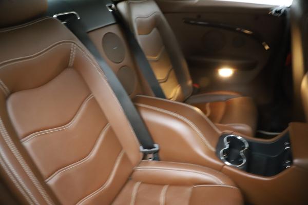 Used 2013 Maserati GranTurismo Sport for sale Call for price at Maserati of Westport in Westport CT 06880 20