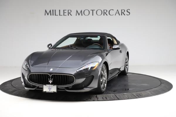 Used 2013 Maserati GranTurismo Sport for sale Call for price at Maserati of Westport in Westport CT 06880 1