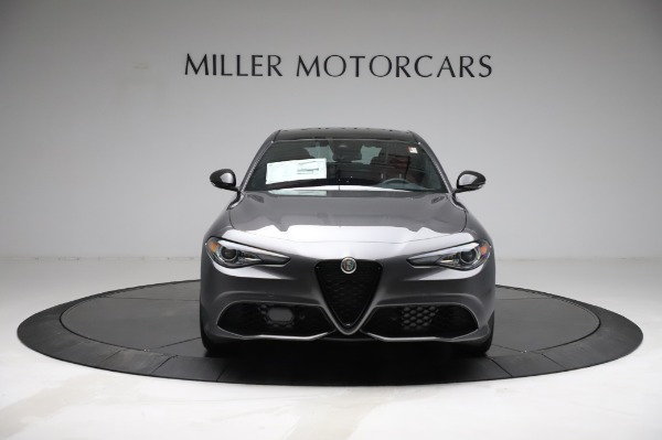 New 2021 Alfa Romeo Giulia Ti Sport for sale $54,050 at Maserati of Westport in Westport CT 06880 11