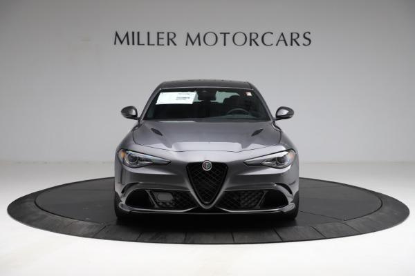 New 2021 Alfa Romeo Giulia Quadrifoglio for sale $83,200 at Maserati of Westport in Westport CT 06880 11
