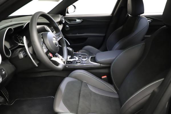 New 2021 Alfa Romeo Giulia Quadrifoglio for sale $83,200 at Maserati of Westport in Westport CT 06880 13