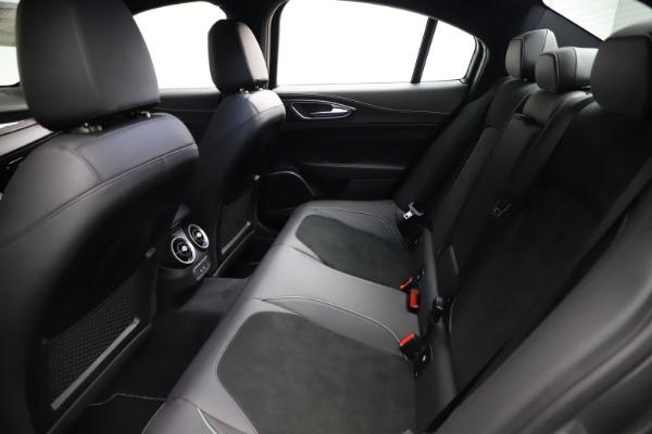 New 2021 Alfa Romeo Giulia Quadrifoglio for sale $83,200 at Maserati of Westport in Westport CT 06880 18