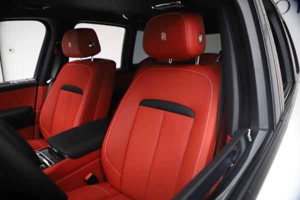 New 2021 Rolls-Royce Cullinan Black Badge for sale Sold at Maserati of Westport in Westport CT 06880 14