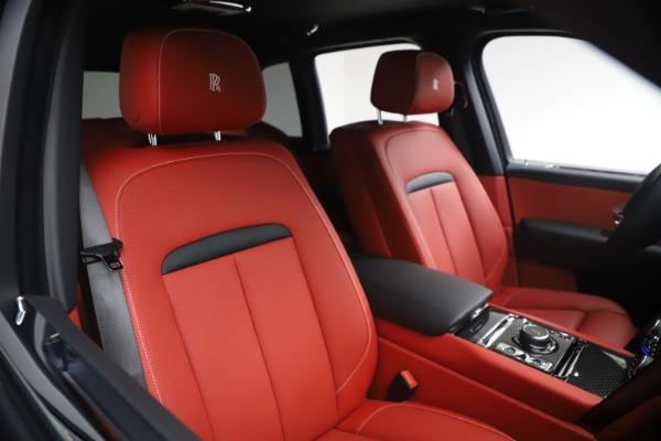 New 2021 Rolls-Royce Cullinan Black Badge for sale Sold at Maserati of Westport in Westport CT 06880 15