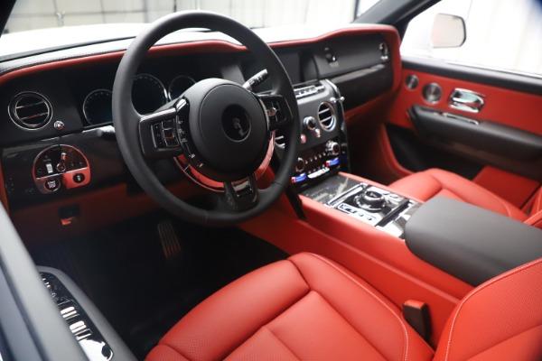 New 2021 Rolls-Royce Cullinan Black Badge for sale Sold at Maserati of Westport in Westport CT 06880 16