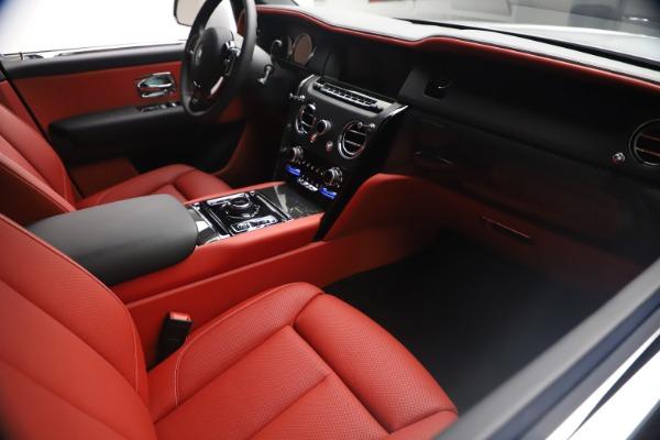New 2021 Rolls-Royce Cullinan Black Badge for sale Sold at Maserati of Westport in Westport CT 06880 17