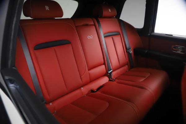 New 2021 Rolls-Royce Cullinan Black Badge for sale Sold at Maserati of Westport in Westport CT 06880 18