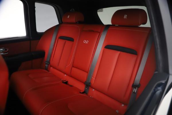 New 2021 Rolls-Royce Cullinan Black Badge for sale Sold at Maserati of Westport in Westport CT 06880 19