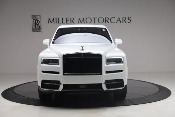 New 2021 Rolls-Royce Cullinan Black Badge for sale Sold at Maserati of Westport in Westport CT 06880 2