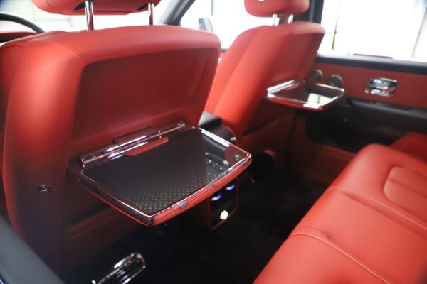 New 2021 Rolls-Royce Cullinan Black Badge for sale Sold at Maserati of Westport in Westport CT 06880 21