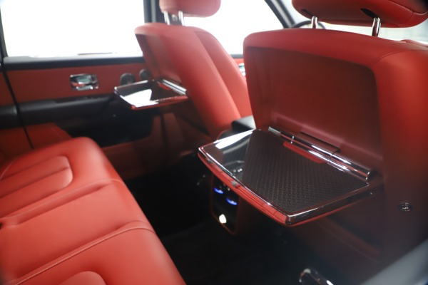 New 2021 Rolls-Royce Cullinan Black Badge for sale Sold at Maserati of Westport in Westport CT 06880 22