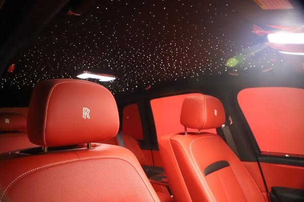 New 2021 Rolls-Royce Cullinan Black Badge for sale Sold at Maserati of Westport in Westport CT 06880 24