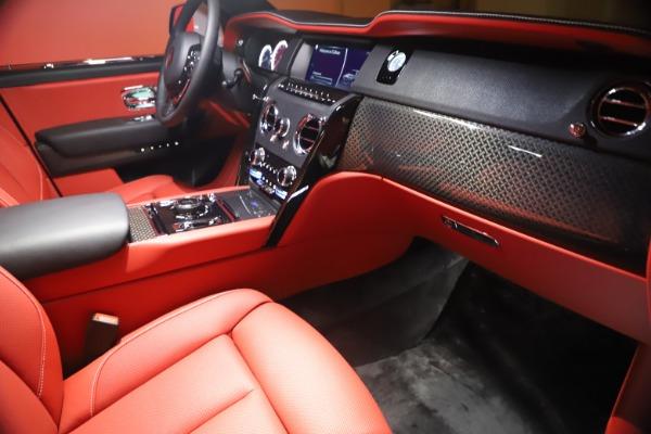 New 2021 Rolls-Royce Cullinan Black Badge for sale Sold at Maserati of Westport in Westport CT 06880 25