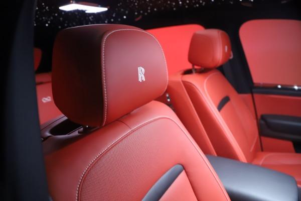 New 2021 Rolls-Royce Cullinan Black Badge for sale Sold at Maserati of Westport in Westport CT 06880 26