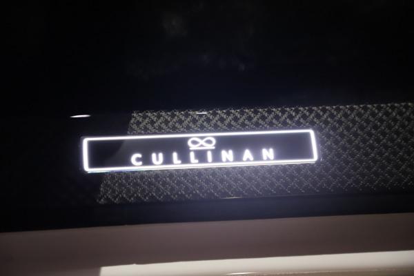New 2021 Rolls-Royce Cullinan Black Badge for sale Sold at Maserati of Westport in Westport CT 06880 28