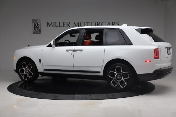 New 2021 Rolls-Royce Cullinan Black Badge for sale Sold at Maserati of Westport in Westport CT 06880 5