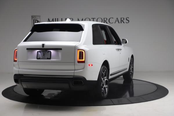 New 2021 Rolls-Royce Cullinan Black Badge for sale Sold at Maserati of Westport in Westport CT 06880 9