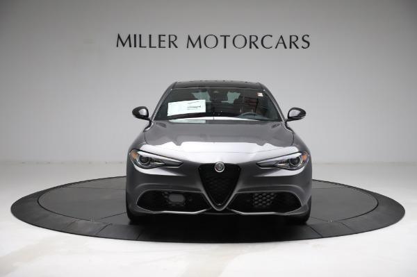 New 2021 Alfa Romeo Giulia Ti Sport for sale $54,050 at Maserati of Westport in Westport CT 06880 11