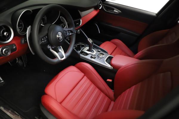 New 2021 Alfa Romeo Giulia Ti Sport for sale $54,050 at Maserati of Westport in Westport CT 06880 12