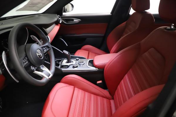 New 2021 Alfa Romeo Giulia Ti Sport for sale $54,050 at Maserati of Westport in Westport CT 06880 13