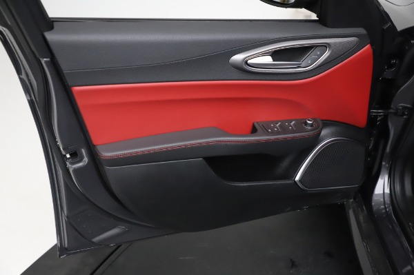 New 2021 Alfa Romeo Giulia Ti Sport for sale $54,050 at Maserati of Westport in Westport CT 06880 16