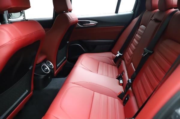 New 2021 Alfa Romeo Giulia Ti Sport for sale $54,050 at Maserati of Westport in Westport CT 06880 18
