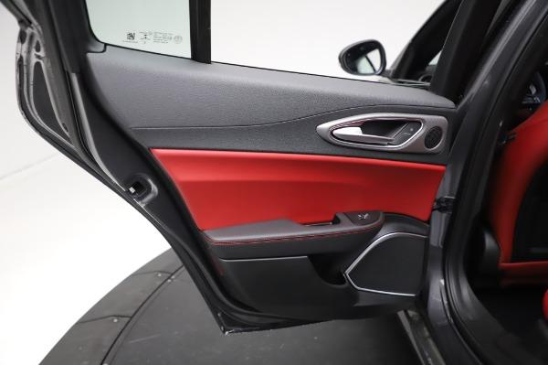 New 2021 Alfa Romeo Giulia Ti Sport for sale $54,050 at Maserati of Westport in Westport CT 06880 20