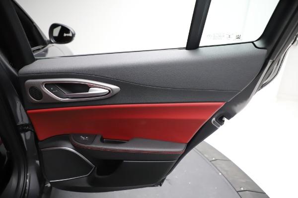 New 2021 Alfa Romeo Giulia Ti Sport for sale $54,050 at Maserati of Westport in Westport CT 06880 25