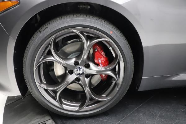 New 2021 Alfa Romeo Giulia Ti Sport for sale $54,050 at Maserati of Westport in Westport CT 06880 26