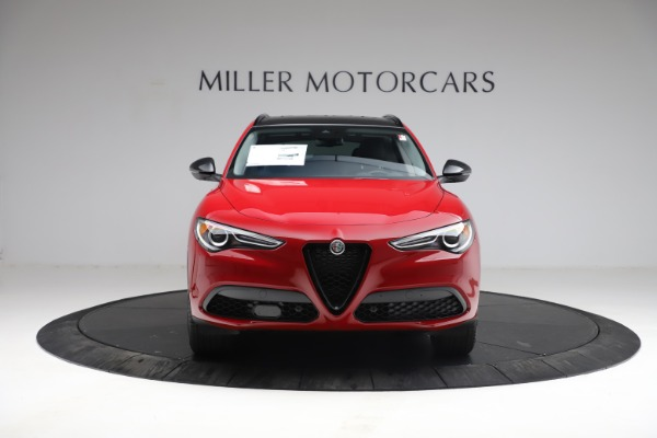 New 2021 Alfa Romeo Stelvio Sprint for sale $50,535 at Maserati of Westport in Westport CT 06880 13