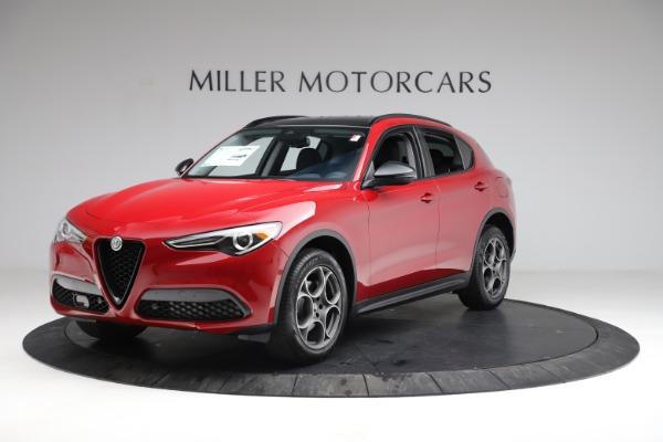 New 2021 Alfa Romeo Stelvio Sprint for sale $50,535 at Maserati of Westport in Westport CT 06880 2