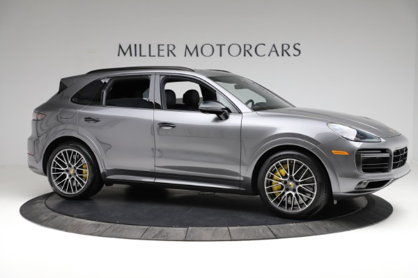 Used 2020 Porsche Cayenne Turbo for sale Sold at Maserati of Westport in Westport CT 06880 11