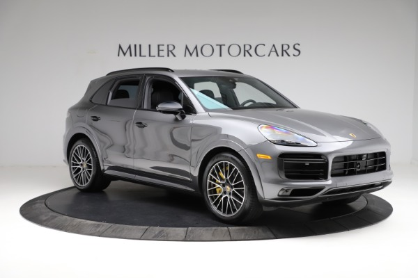 Used 2020 Porsche Cayenne Turbo for sale Sold at Maserati of Westport in Westport CT 06880 12