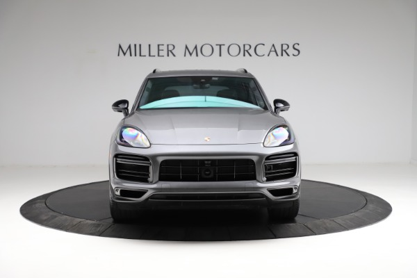 Used 2020 Porsche Cayenne Turbo for sale Sold at Maserati of Westport in Westport CT 06880 13