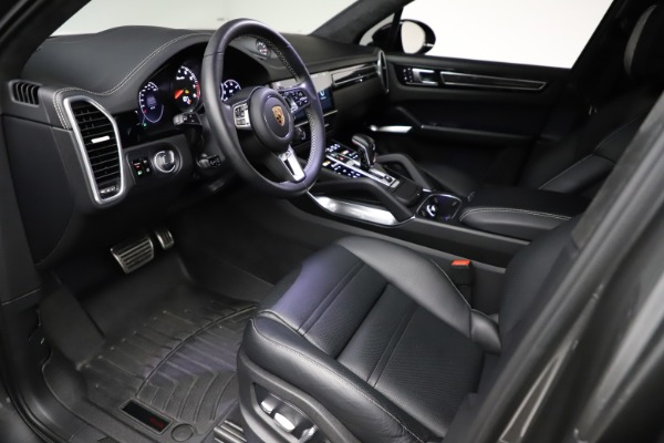 Used 2020 Porsche Cayenne Turbo for sale Sold at Maserati of Westport in Westport CT 06880 18