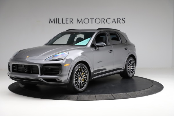 Used 2020 Porsche Cayenne Turbo for sale Sold at Maserati of Westport in Westport CT 06880 2