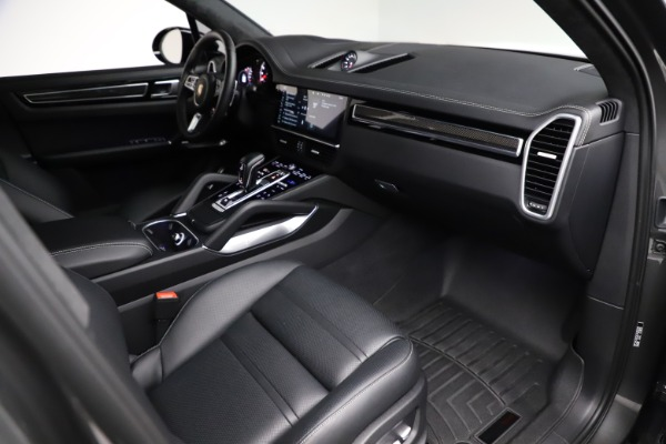 Used 2020 Porsche Cayenne Turbo for sale Sold at Maserati of Westport in Westport CT 06880 22