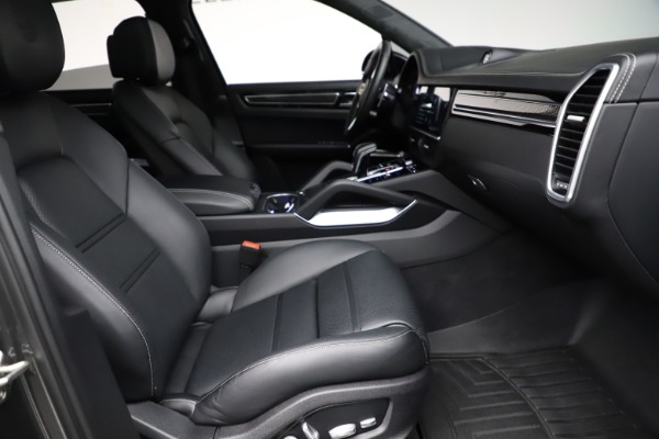Used 2020 Porsche Cayenne Turbo for sale Sold at Maserati of Westport in Westport CT 06880 23