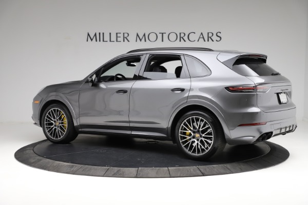 Used 2020 Porsche Cayenne Turbo for sale Sold at Maserati of Westport in Westport CT 06880 4