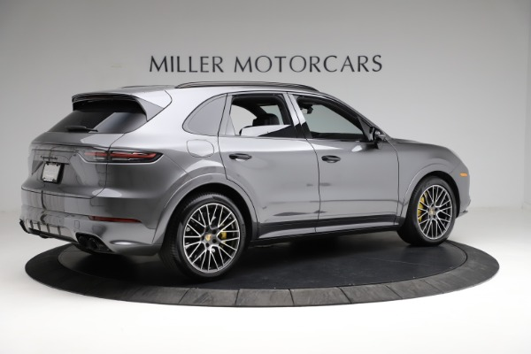 Used 2020 Porsche Cayenne Turbo for sale Sold at Maserati of Westport in Westport CT 06880 9