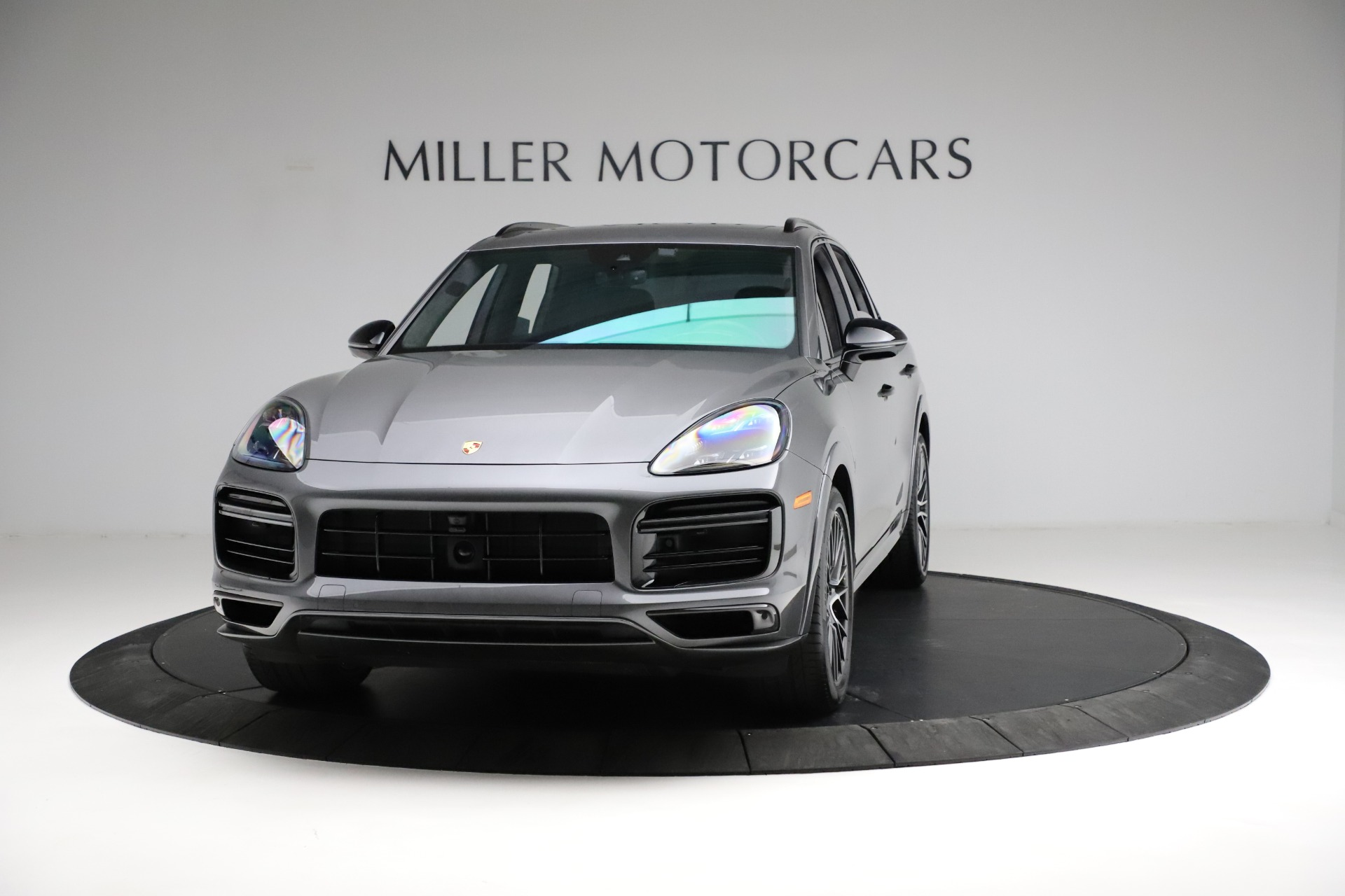 Used 2020 Porsche Cayenne Turbo for sale Sold at Maserati of Westport in Westport CT 06880 1