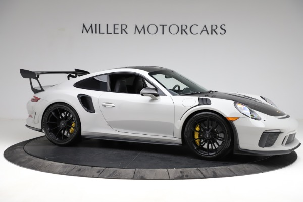Used 2019 Porsche 911 GT3 RS for sale $249,900 at Maserati of Westport in Westport CT 06880 10