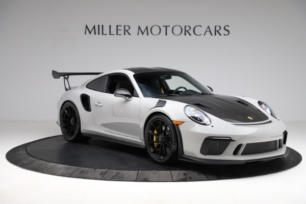 Used 2019 Porsche 911 GT3 RS for sale $249,900 at Maserati of Westport in Westport CT 06880 11