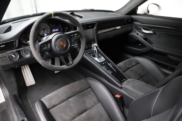 Used 2019 Porsche 911 GT3 RS for sale $249,900 at Maserati of Westport in Westport CT 06880 13