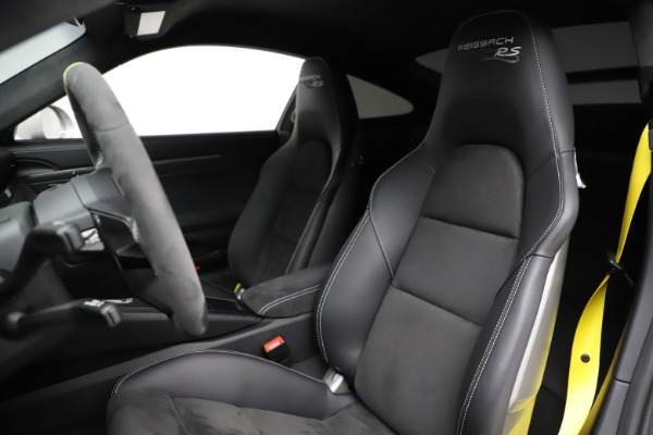 Used 2019 Porsche 911 GT3 RS for sale $249,900 at Maserati of Westport in Westport CT 06880 15