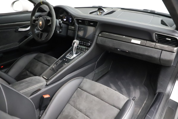 Used 2019 Porsche 911 GT3 RS for sale $249,900 at Maserati of Westport in Westport CT 06880 17
